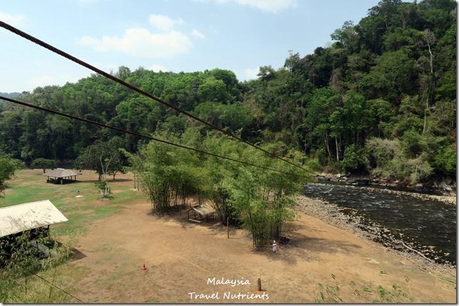馬來西亞沙巴 九如河泛舟 溜索 (68)