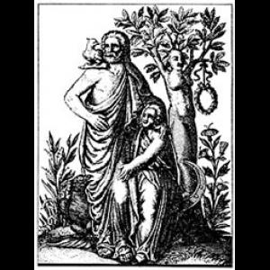 The Dodonean Jupiter, Gods And Goddesses 1