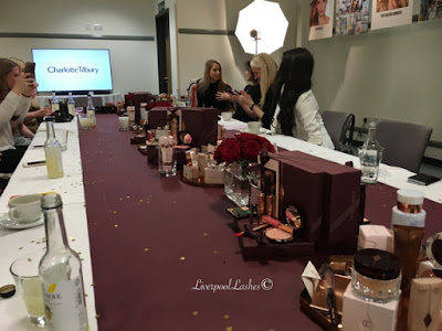 liverpoollashes liverpool lashes beauty blogger charlotte tilbury project confidence john lewis make up revolution
