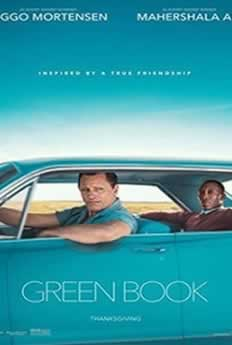 Capa Green Book: O Guia Dublado 2019 Torrent