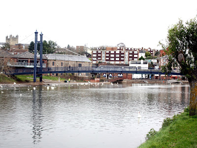 River in Exeter
