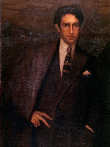 Retrato de Olegario Mariano - Candido Portinari