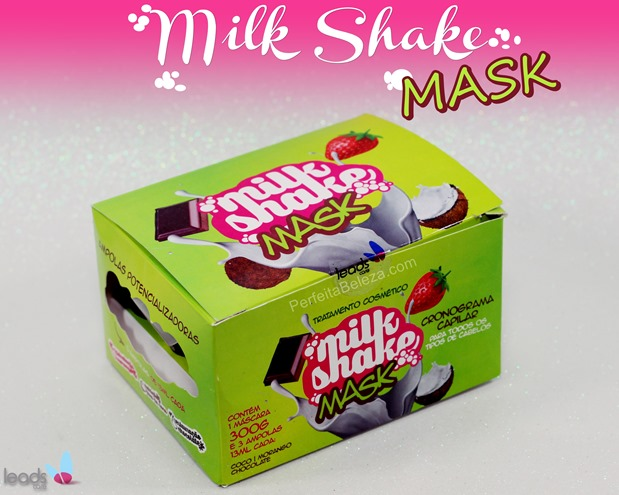 milk shake mask leads care