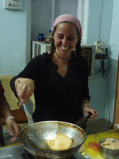 Cooking class in Jaipur