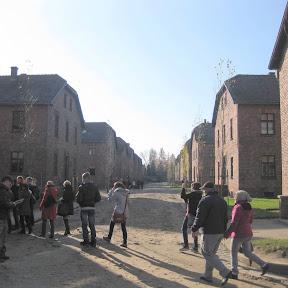 Wycieczka klas II do Auschwitz-Birkenau