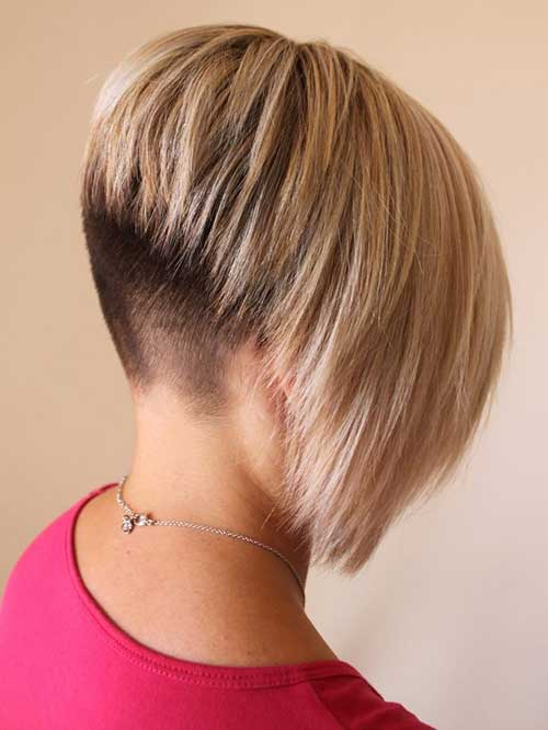Cool Short Inverted Bob Hair Back View 2016 Styles 7 Hairstyle Inspiration Daily Dogsangcom
