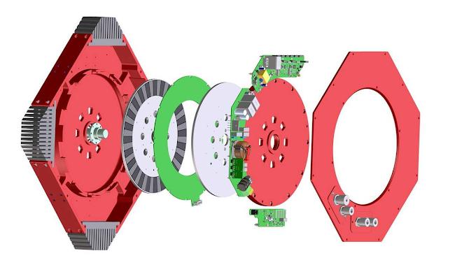Infinitum Electric: Lightweight Electric Motor Manufacturer