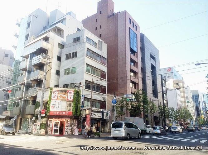 Tamashii-No-Ramen-Jimbocho-แนะนำราเมง-ราเมนที่ญี่ปุ่น-วิธีเดินทางมาร้านราเมง