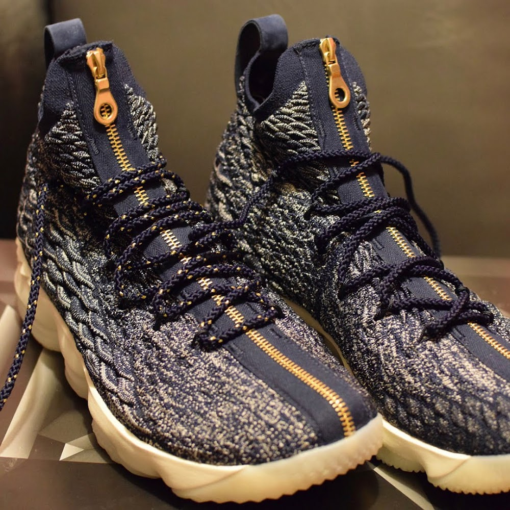 Kith and Nike Give Back Special LeBron 15s to Cardozo High School ... fa9122302