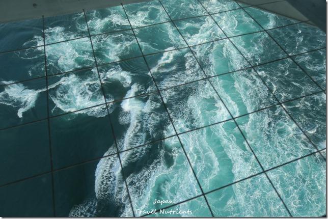 德島 鳴門漩渦 觀潮船 渦之道 (101)