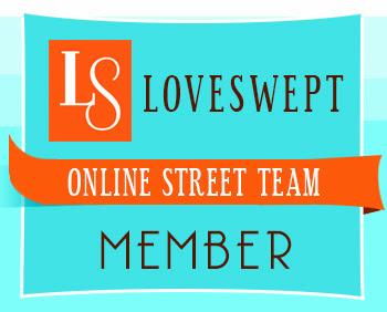 Loveswept Street Team Member