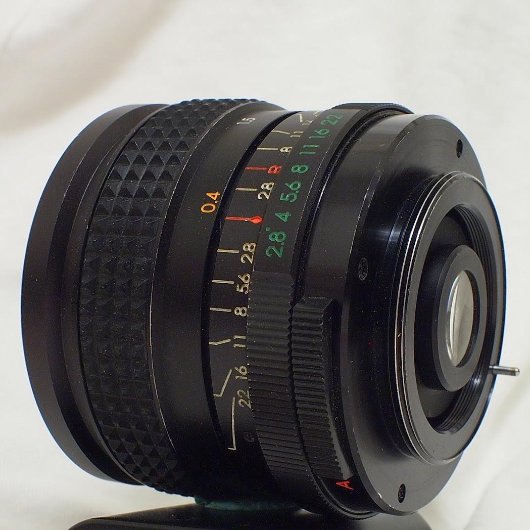 Helios 28mmF2.8
