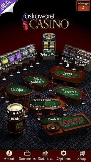 Astraware Casino HD- screenshot thumbnail