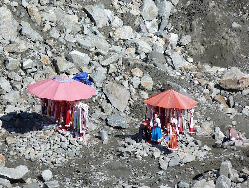 chercheurs de pierres