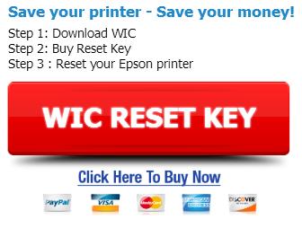 get epson resetter key