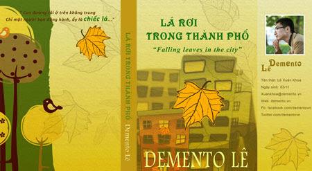 Lá rơi trong thành phố|La roi trong thanh pho|Demento Le|Tieu thuyet|Audio book|Chuong 1 2 3