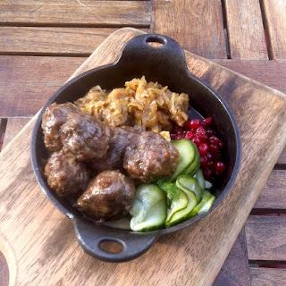 Marcus Samuelsson's Swedish Meatballs