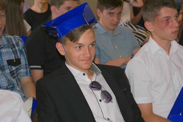 Pożegnanie klas trzecich gimnazjum - DSC06362.JPG