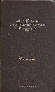 Vitale Barberis Canonico Perennial VIII 750/- Euros