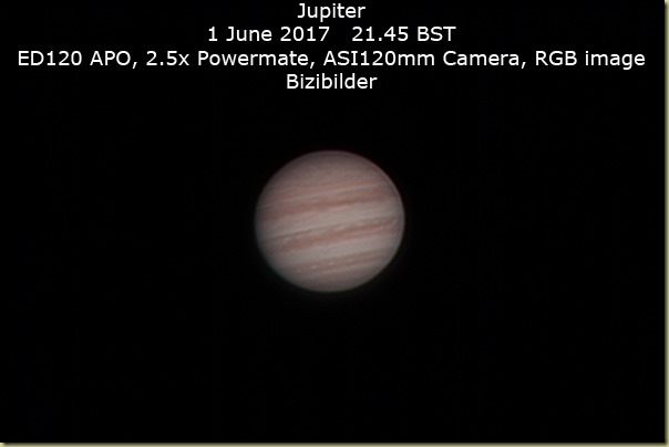 1 June 2017 Jupiter JPEG