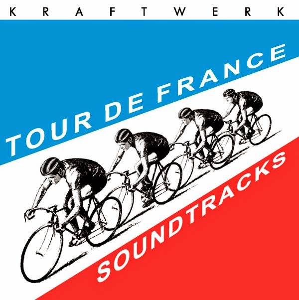 Kraftwerk: Tour de France Soundtracks - la portada