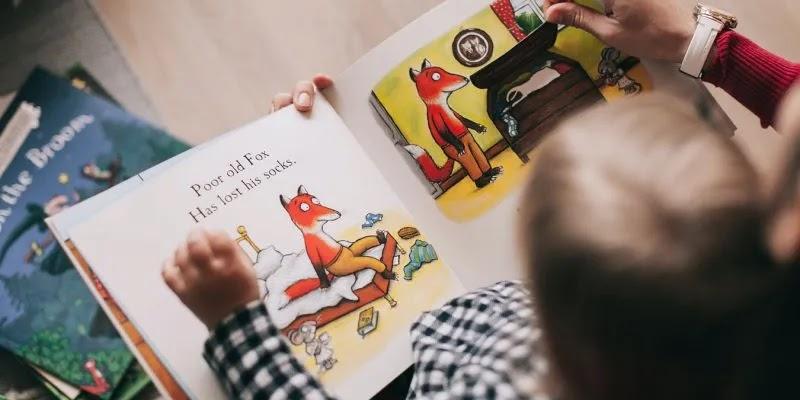 كتب مجانية للأطفال على الإنترنت بطل