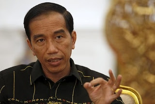 Jokowi minta rakyat Indonesia bertenang