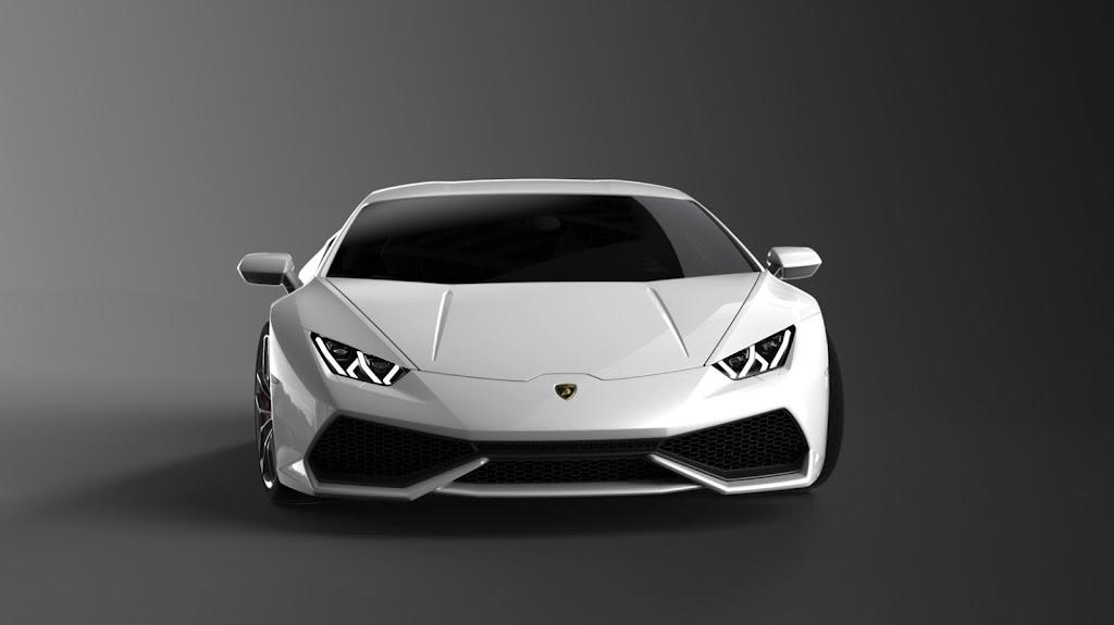 Lamborghini Huracan LP 610-4 11