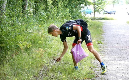Plogging Sweden