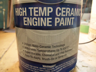 Eastwood Ceramic Engine Paint