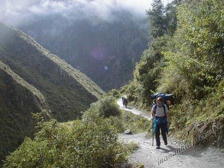 inka parkuru