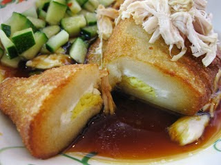 Pempek merupakan kuliner khas Palembang Resep Ramadhan Pempek Palembang yang Lezat