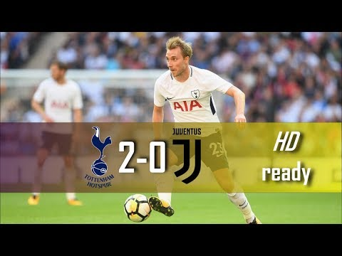 [Video] Tottenham Hotspur vs Juventus 2-0 – Highlight & All Goals (Club Friendly)