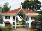 Prashanti Kutiram - Entrance