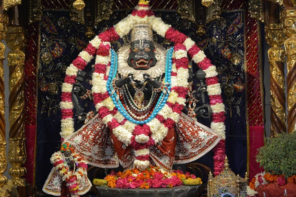 ISKCON Ujjain Deity Darshan 10 Jan 2017 (3)