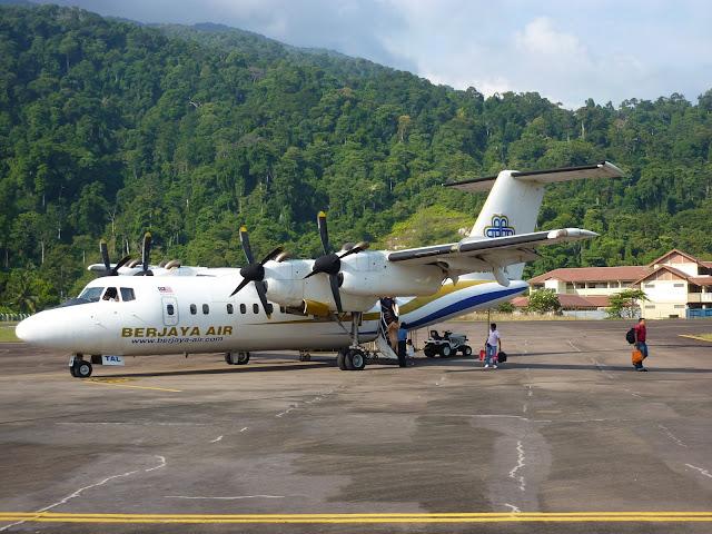 Blog de voyage-en-famille : Voyages en famille, Tioman - Kuala Lumpur