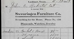 Texas Compiled Genealogies