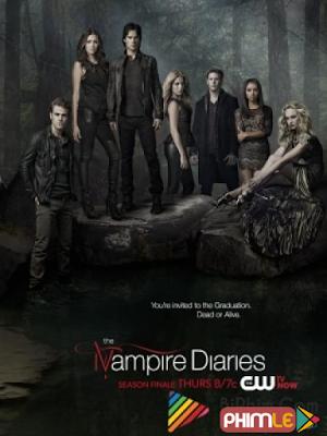Phim Nhật ký Ma Cà Rồng (Phần 5) - The Vampire Diaries (season 5) (2013)