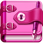Diary with lock 4.72