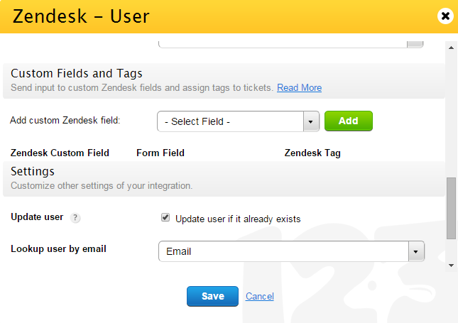 123contactform zendesk integration