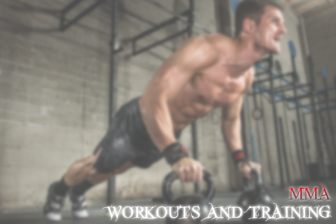 MMA WORKOUTS AND TRAINING