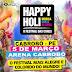 HAPPY HOLI EM CABROBÓ/PE - 05 DE MARÇO DE 2017