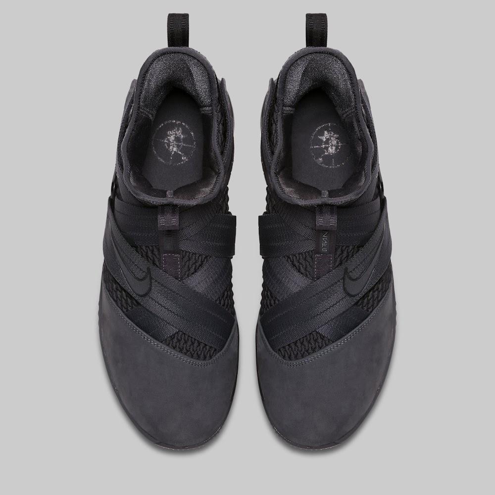 190bec7d08c ... Nike LeBron Soldier 12 SFG Zero Dark Thirty Release Date ...