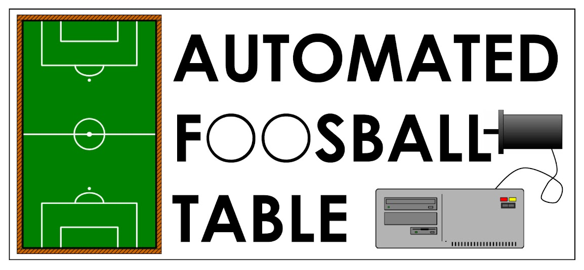 Automated Foosball Table
