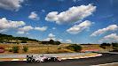Nico Hulkenberg racing his Sauber C32