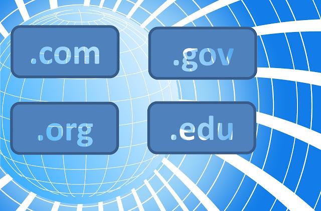 Contoh hosting dan domain populer