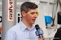 Fabiano Salvetti spiega il funzionamento degli escavatori a risucchio
