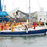 2008 - The Tyne brings a yacht back to port