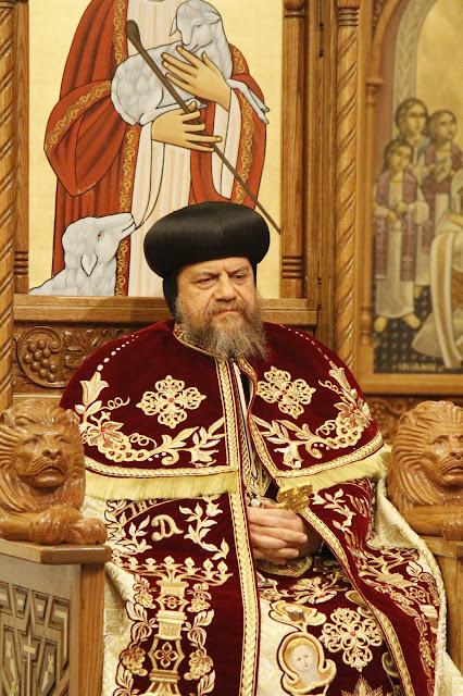 His Eminence Metropolitan Serapion - St. Mark - _MG_0160.JPG