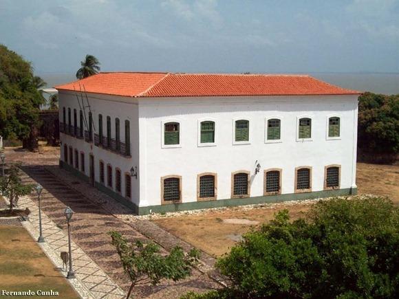 Casa da Câmara e Cadeia  - Alcantara, Maranhao, foto: Fernando Cunha/Panoramio